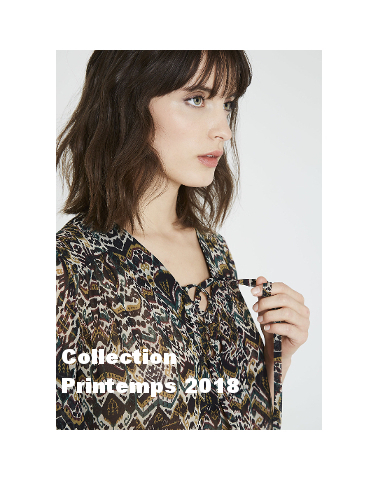 Collection IKKS Women  Printemps 2018
