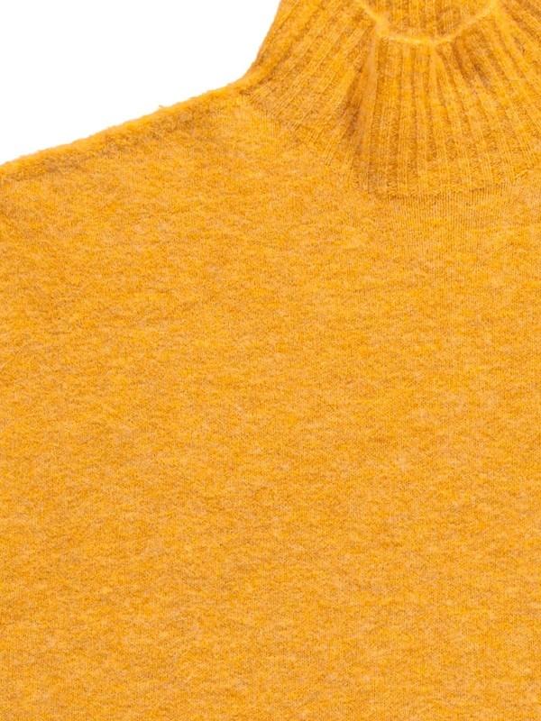 Essentiel Antwerp - MILITAIRE KK27 -  Top maille (Curcuma jaune)