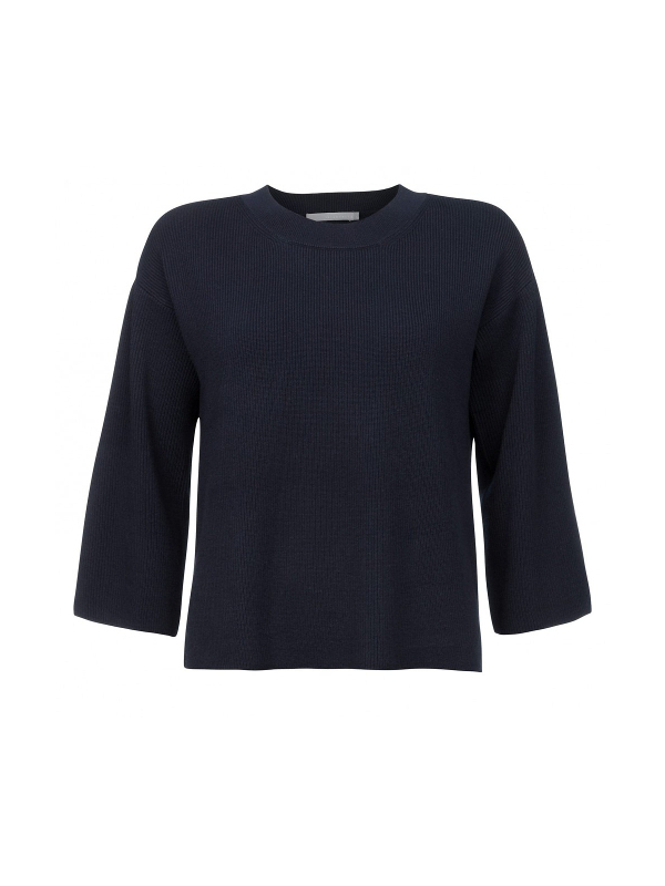 004287-723   - Sweater bleu foncé