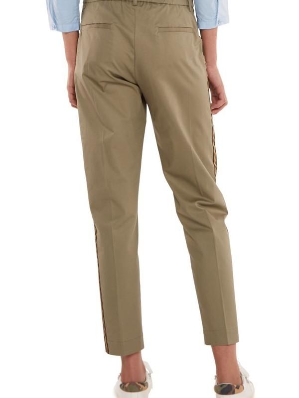 PASTOR MT08 - Pantalon (Olive foncé)