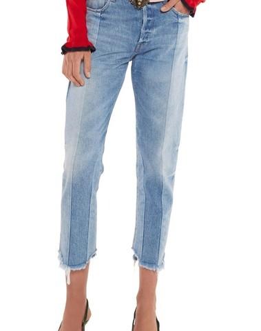 PULLUP BB07 - Jeans (Bleu)