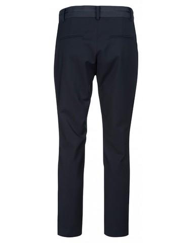 021799 722 - TRAVEL CIGARETTE PANTS (Ink blue)
