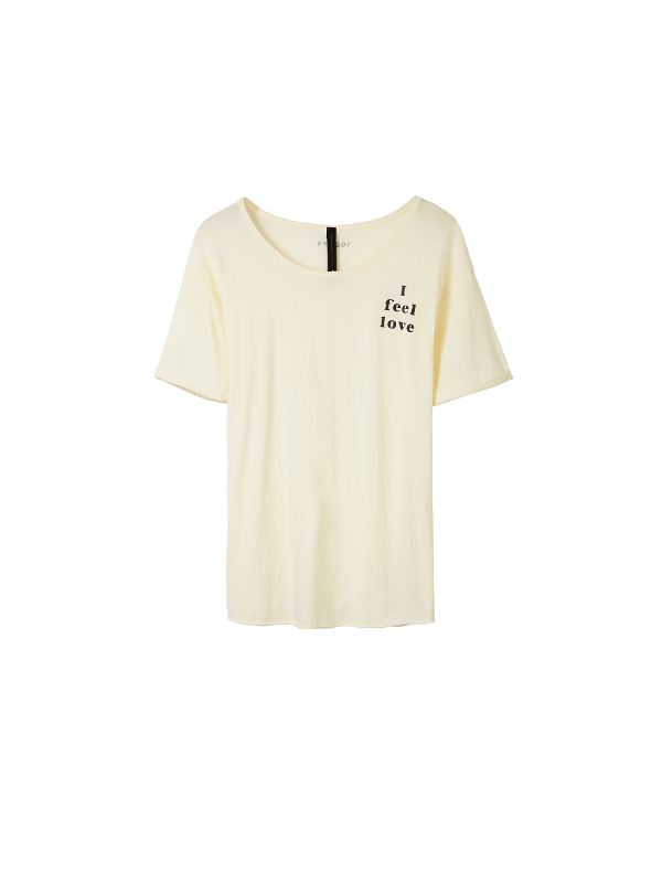 20-752-8101 18-0018 - Tshirt (Ecru)