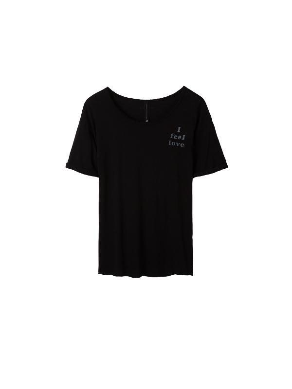 20-752-8101 90-0090 - Tshirt (Noir)