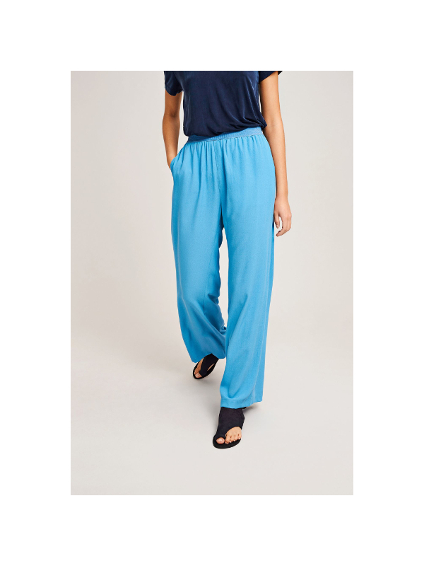 F16304320  10337 - Nessie pants 6515 (NIAGARA)