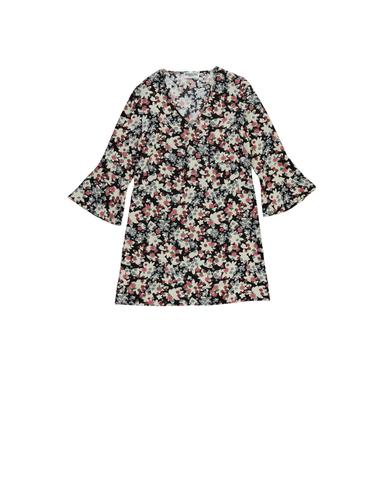 REIN R1BL - Mini-robe (Noir)