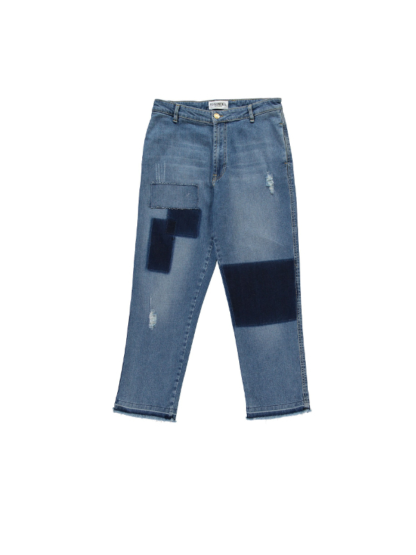 ROLOGNE CI17 - Jeans (China Ink)