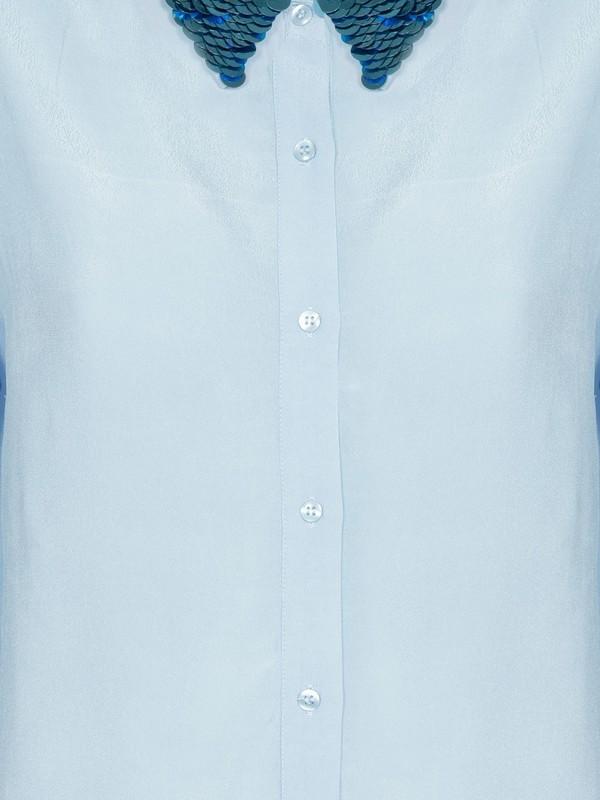 RAKSOI CB10 - Chemise (Cashmere Blue)