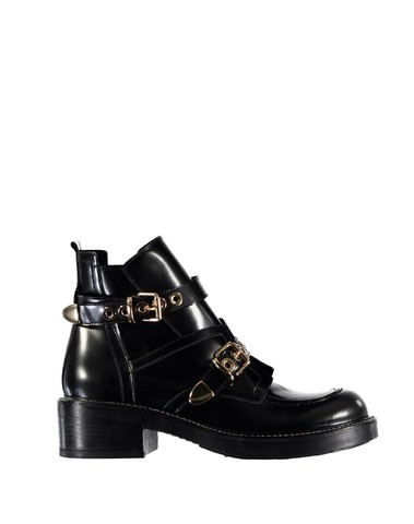 RAJAH BL18 - Bottines (Black)
