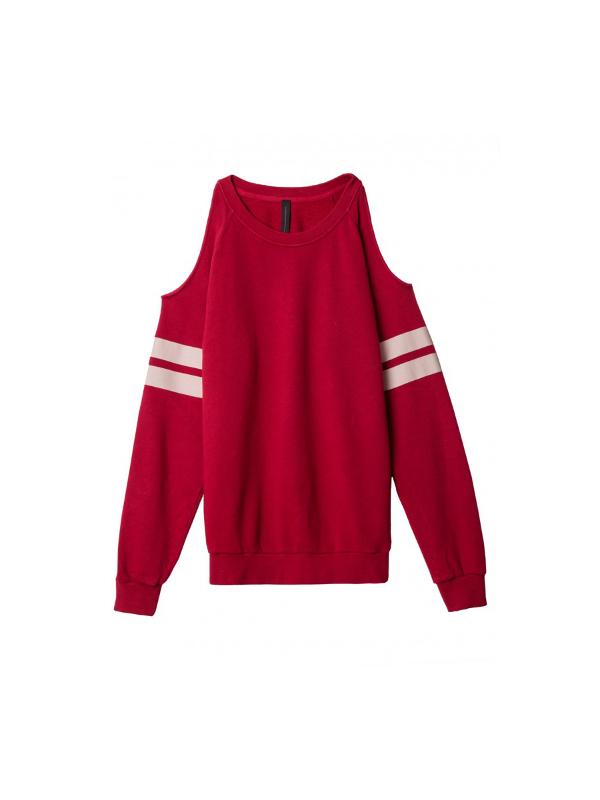 20-813-8103 - SWEATER   (Dark Red)