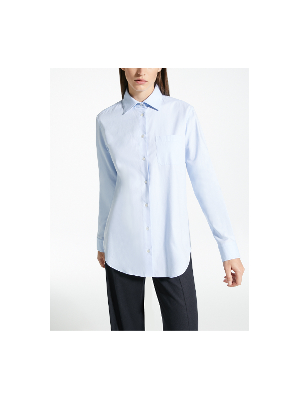 5116038306 003 - Chemise CAIRATE   (Azure)