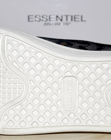 Essentiel Antwerp - KESHA C1 - Sneakers (Noir/or)