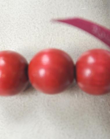 Rose Métal - BRA1-rouge