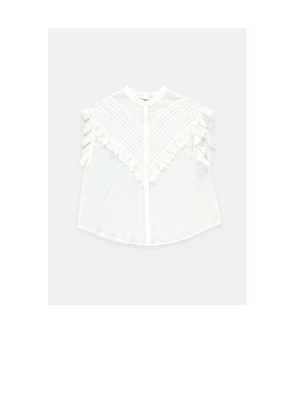 SLOEBER OW01 - Top (Off White)