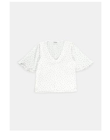 SURI1 S1WH - Top ( Off White)