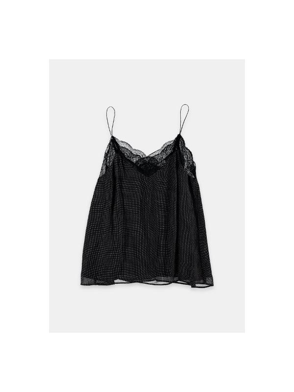 SCOTTA S2BL - Top (Black)
