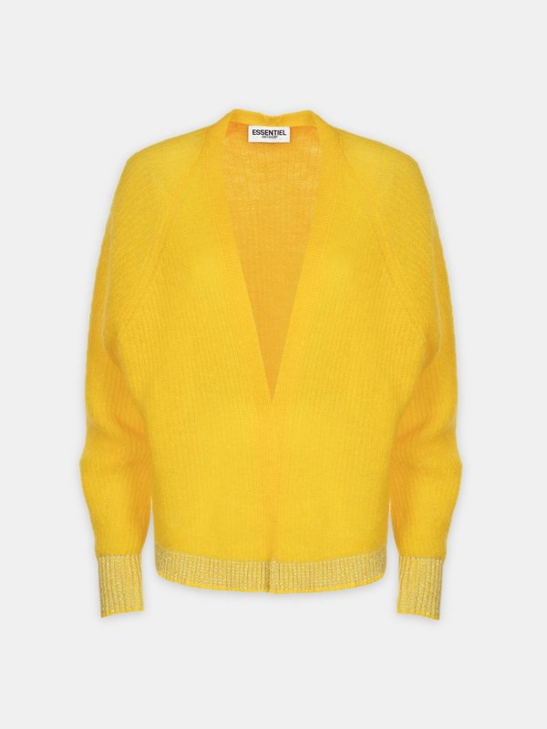 SURABAY3 CY03  - Cardigan (Cyber Yellow)