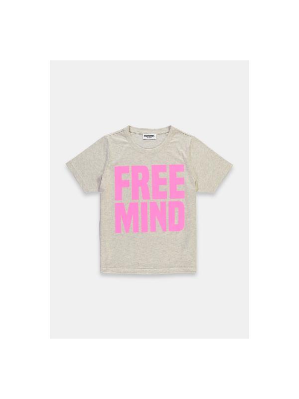 SALAMO2 GM29 - T-shirt (Grey Melange)