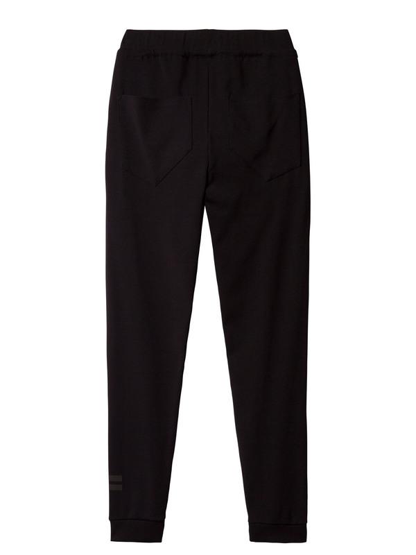 20-058-9101 1012 - WIDE PANTS  (Black)