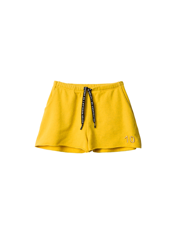 20-200-9101  4009 - SHORTS (yellow mel.)