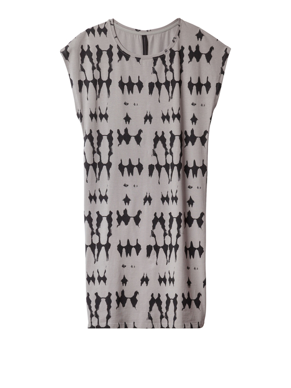 20-307-9101  1017 - SLEEVELESS DRESS TIE DYE   (elephant)