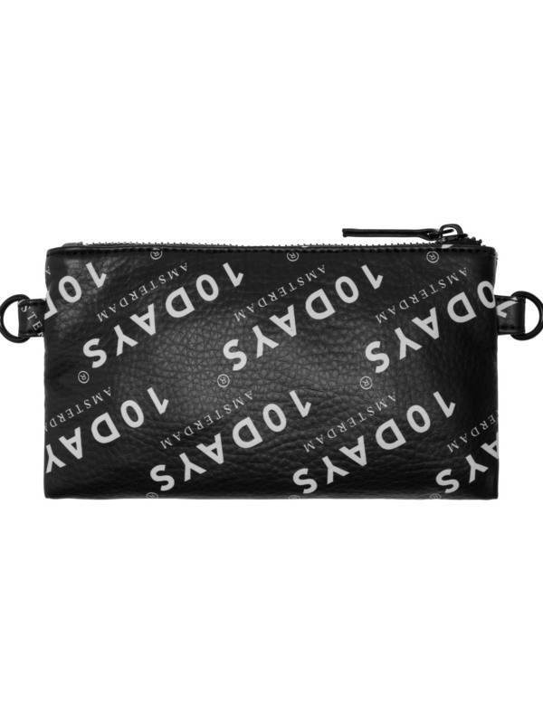 20-947-9101  1012 - MINI POUCH LOGO (black)