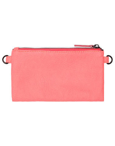 20-951-9101  1027 - MINI POUCH  (fluor peach)