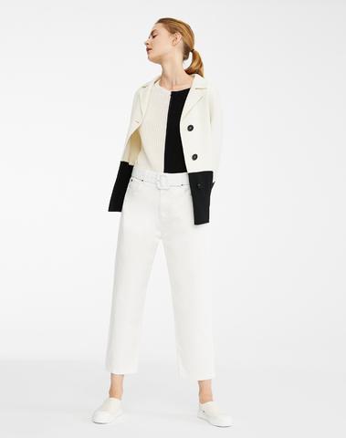 53612597  012 - Pull ATALIA (Blanc)
