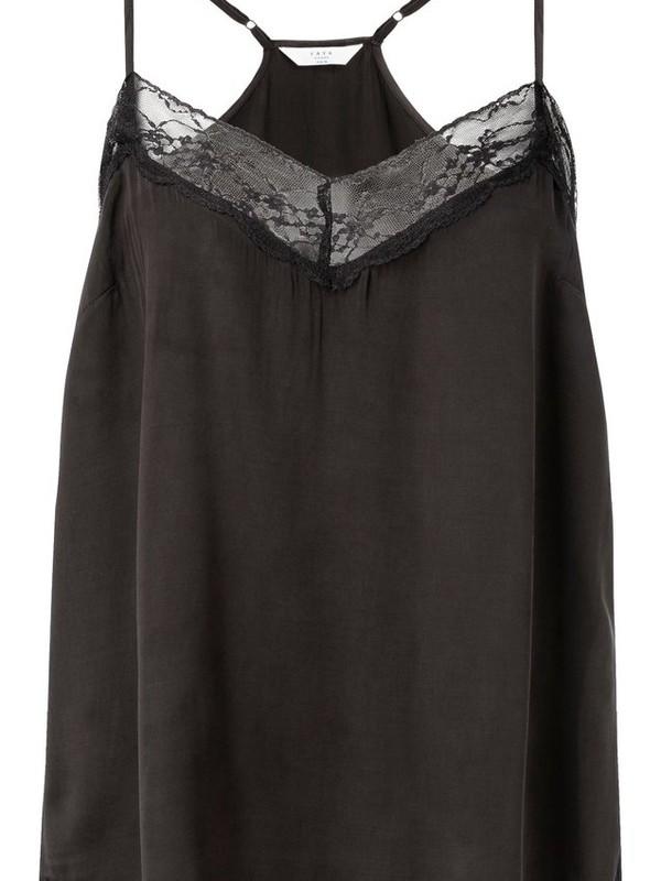 1901115-911 - Lace top (Black)