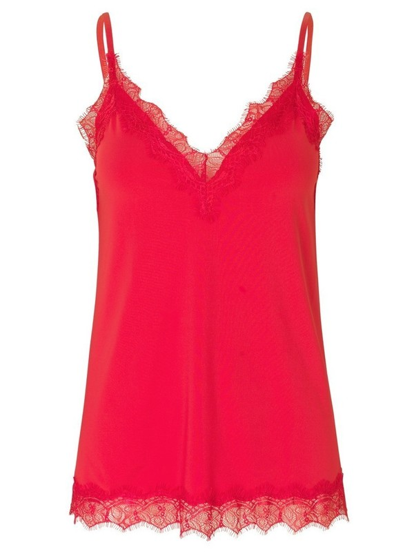 4217-409 - Strap top BILLIE (Strawberry)