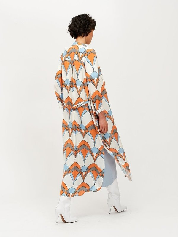 TROOTROO T2OW - ROBE  (OFF WHITE)