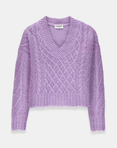 TIJOUNG PP10 - PULL  (PAISLEY PURPLE)