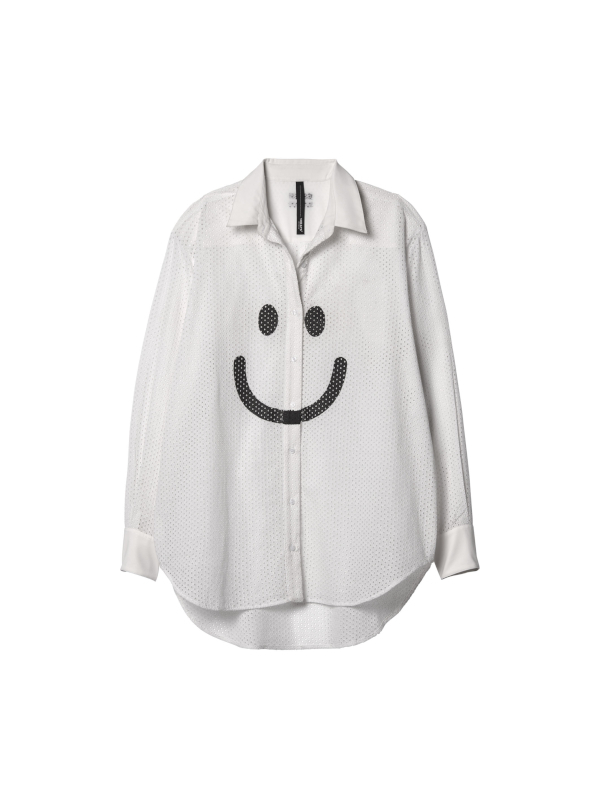 20-407-9103 1001 - happy blouse (winter white)