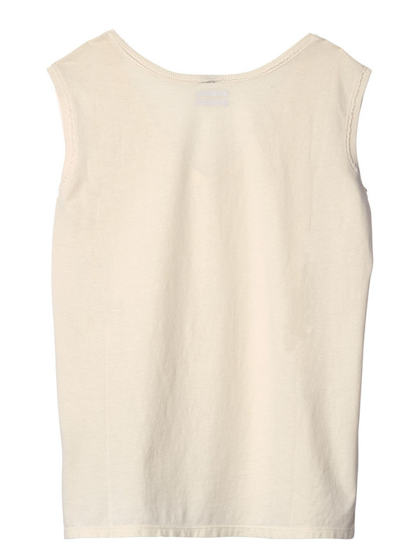 20-461-9103 1043 - sleeveless top (winter white)