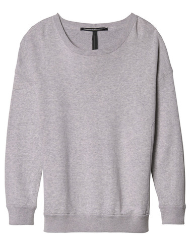 20-600-9103 4001 - double sweater (light grey mel.)