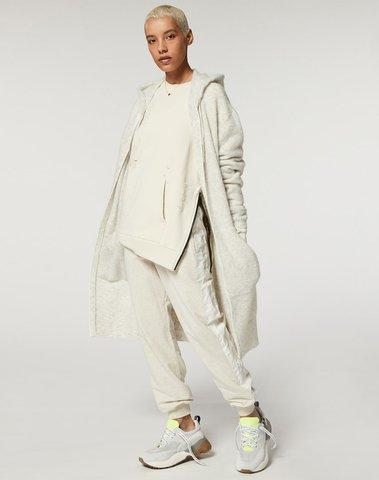 20-660-9103 4000 - hoody merinos wool (soft white mel.)