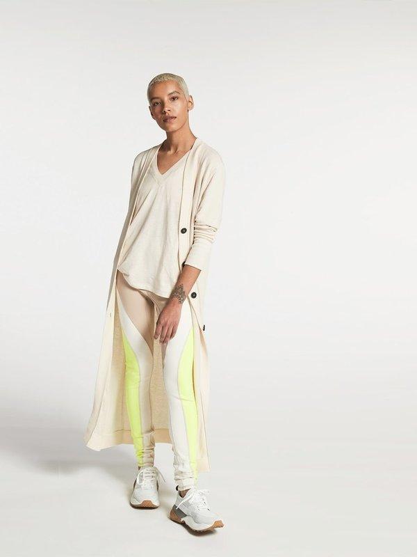 20-859-9103 1043 - linen cardigan XL (winter white)