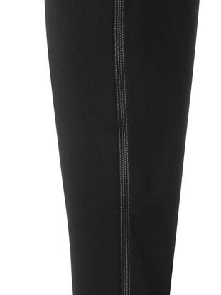 121131-921 00001 - Loose fitted trousers (black)