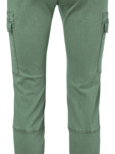 120171-923 80312 - Utility trousers (Deep green)