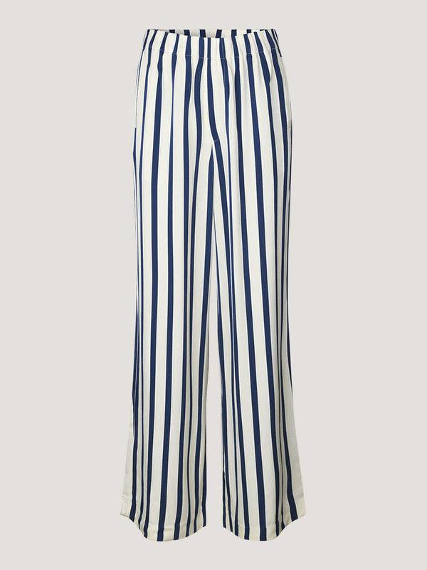 F19104116 00182 -  Pants IMOGEN aop (Opal breton)