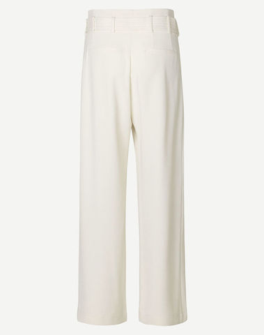 F19404422 10394 - Mella pants 9711 (White Asparagus)