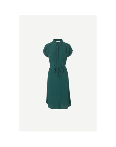 F19402129 10426 - Jaime shirt dress 8083   (Sea moss)