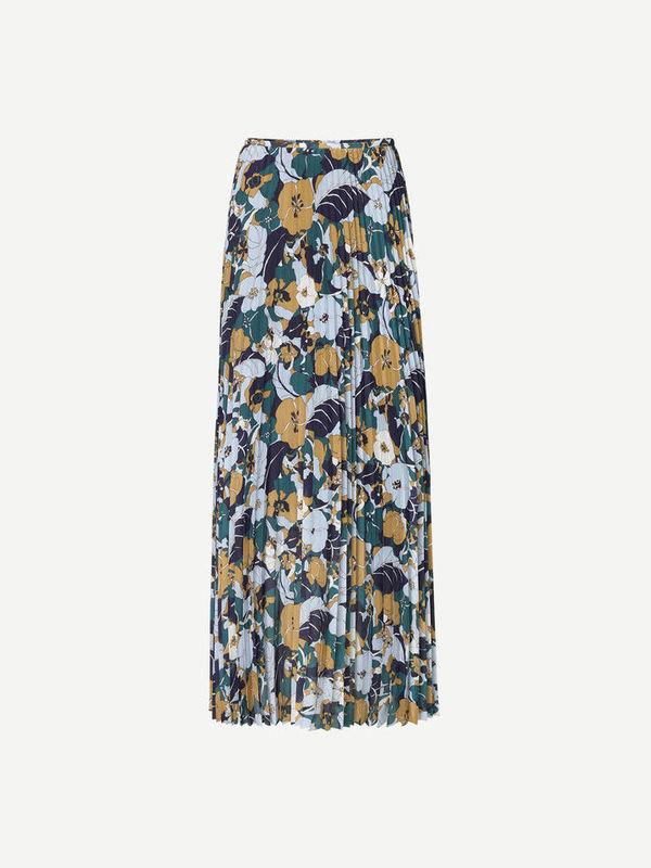 F19103696 00178 - Juliette l skirt aop 10798 (Inca check)