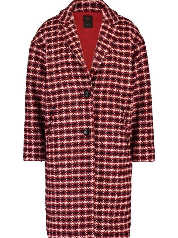 W19N557 30/05 - Manteau (red/ecru)