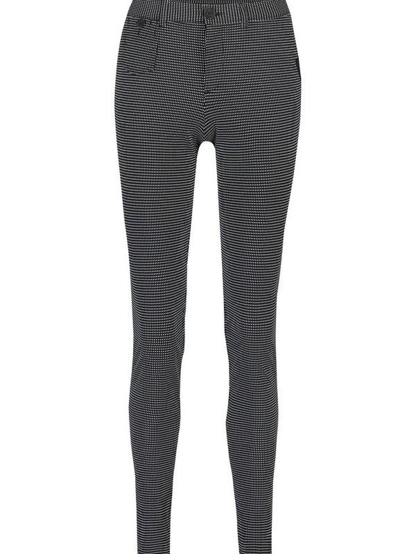 W19N600B 90/05 - Pantalon (Black/ecru)