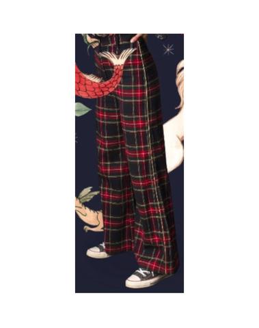 H19106055 - Pantalon (Rouge)