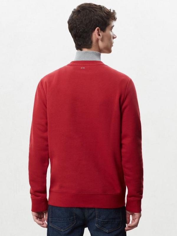 BERBER R01 - Sweat (Red Scarlet)