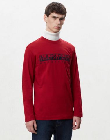 SERBER R01 -Tshirt (Red Scarlet)