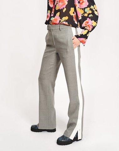 VOWELS BE08 - Pantalon (Belgian Block)