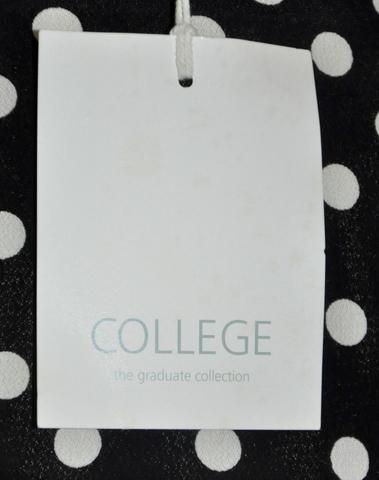 Collège - Jacinthe perle - Jupe (Marine)